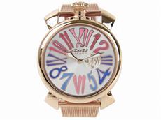 GaGa MILANO〈ガガミラノ〉ガガミラノ スリム 46mm 腕時計 ウォッチ 5081.1